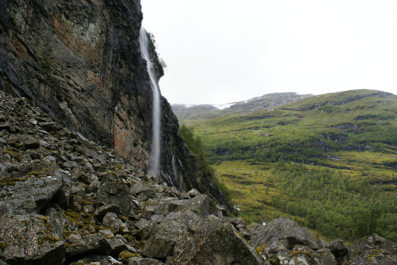 Waterfall Flam, Norway