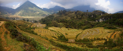 Hiking to Ta Phin from Sapa