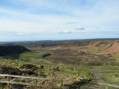 North Yorkshire Moors Road Trip