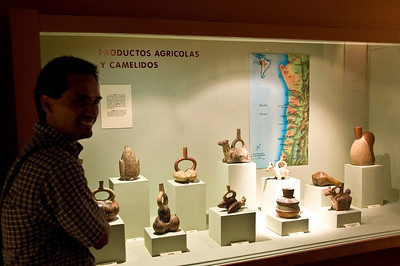 Ancient pottery took on interesting forms