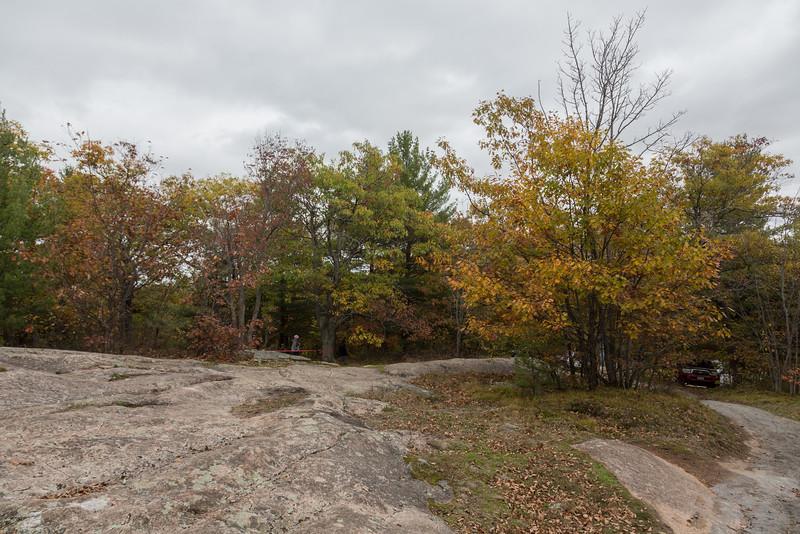 Rocks at Eagle's Nest.