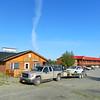 1-North to Alaska - Alaska Highway, @ hist Mi 1016, Alcan Motor Inn,  Haines Jct, Yukon  may 29, 2015   731pm DSCN9948