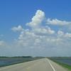 0028-North to Alaska- Big Sky Country, Hwy 39 crossing large shallow lake, south of Halbrite, Sask , may 26, 2015, 1244pm CIMG0059 3639x2183 CIMG0059