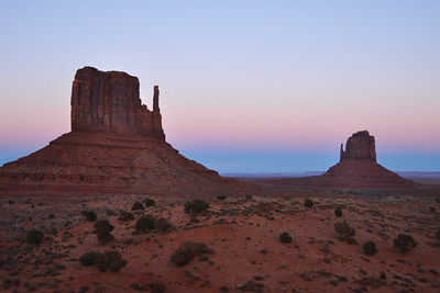 Navajo - Horizon Colours after Sundown