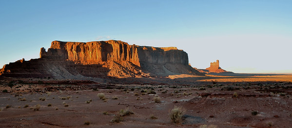 Navajo - Monument Valley Ridge