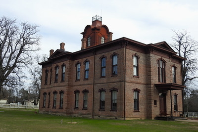 Washington - Hempstead County Courthouse (1874)