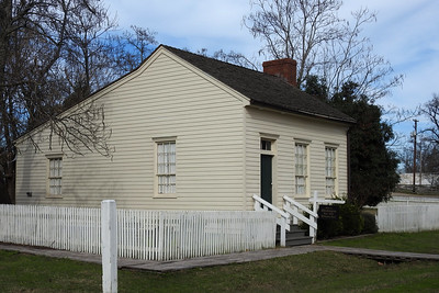 Washington - Pilkinton City Hall (1824)
