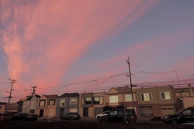 San Francisco - Shoreline Houses