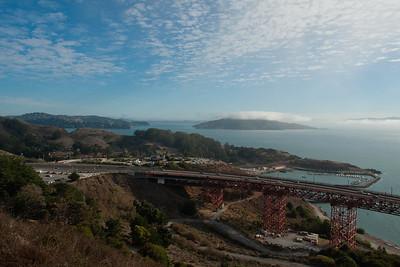 San Francisco - Golden Gate Bay