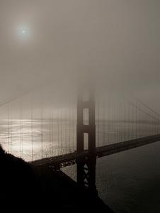San Francisco - Watery Sun