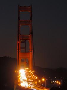 San Francisco - Burning Gate