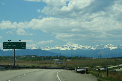 Denver - The Rocky Mountains
