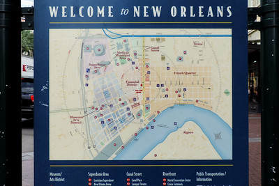 New Orleans - You Are Here !
