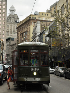 New Orleans - Streetcar 948