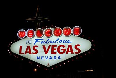 Las Vegas - Famous Neon