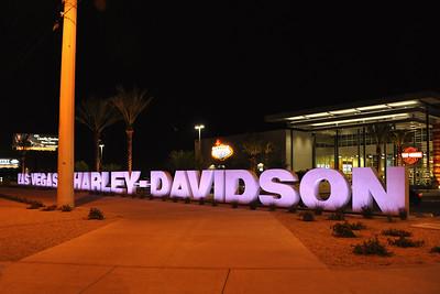 Las Vegas - Harley Davidson