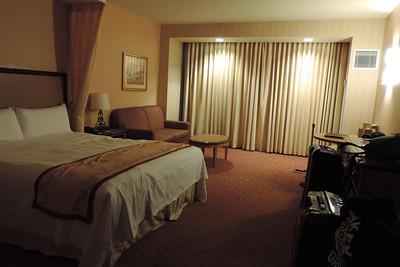 Las Vegas - South Point Hotel Room