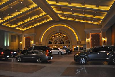 Las Vegas - South Point Hotel Entrance