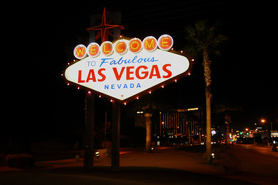 Las Vegas - Welcome Sign