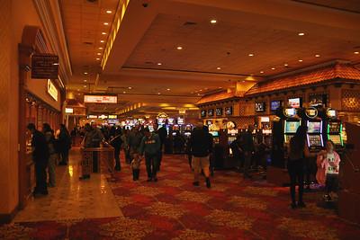 Las Vegas - Hotel Lobby
