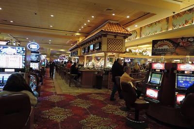 Las Vegas - Walking through
