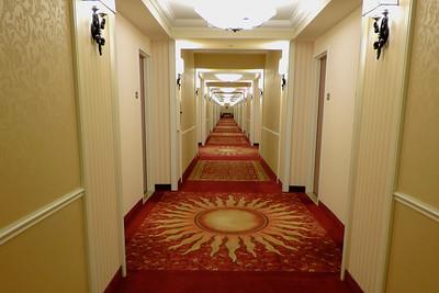 Las Vegas - Hotel Corridor