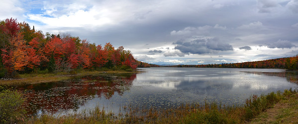 Wentworth - Fall Colours Panorama