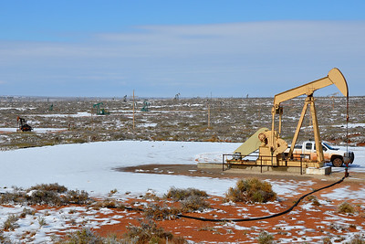 Loco Hills - Pumping Up the Black Gold