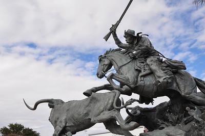 Artesia - Trail Boss Monument
