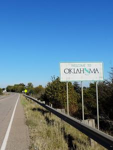 Yarnaby - Oklahoma, Native America