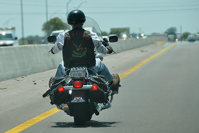 Austin - Vietnam Vet Biker