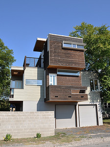 Austin - Texan Architecture