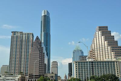 Austin - Along Congress Avenue