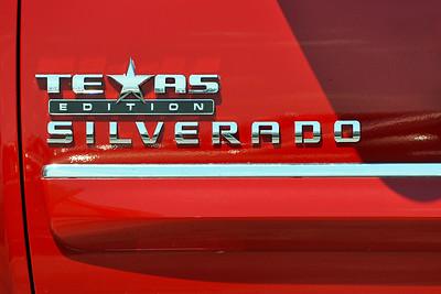 Austin - Silverado Texas Edition