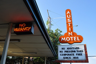 Austin - No Vacancy