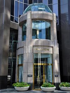 Dallas - Entrance Chase Building