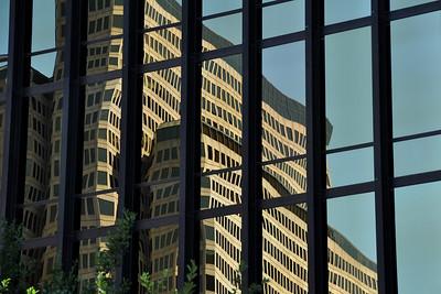 Dallas - Bryan Building Reflection