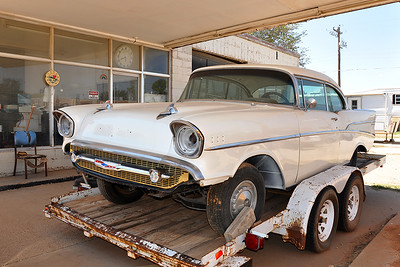 Rotan - 1957 Chevrolet Bel Air