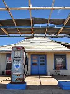 Rotan - Jack Allen's Gas Station