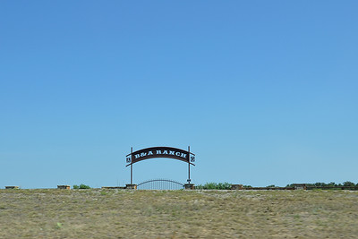 Santos - Ranch Entrance