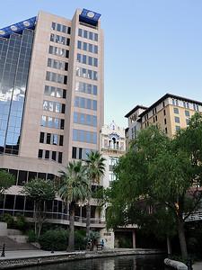 San Antonio - River Walk at Houston Street
