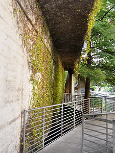 San Antonio - Concrete River Passage