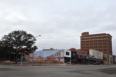 San Angelo - Empty Crossing