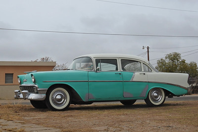 San Angelo - 1956 Chevy 350 V8 For Sale