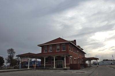 San Angelo - Railway Station