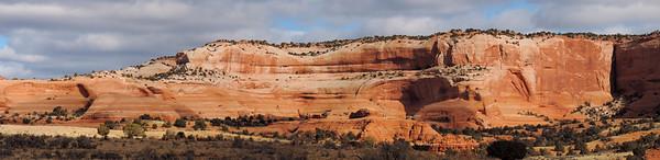 La Sal - Rocky Wall