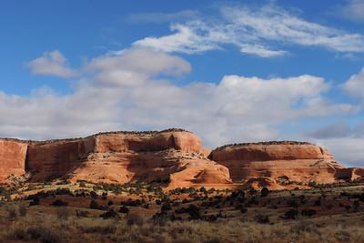 La Sal - Rocky Hills