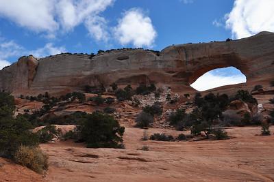 La Sal - Wilson Arch