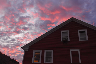 Hancock  - The Sky turns Red