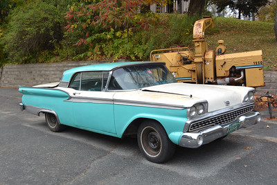 Hancock - Ford Galaxie 500 Project